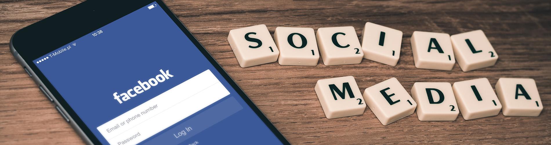 Réseaux sociaux sur-mesure : Facebook, Instagram, Twitter et LinkedIn
